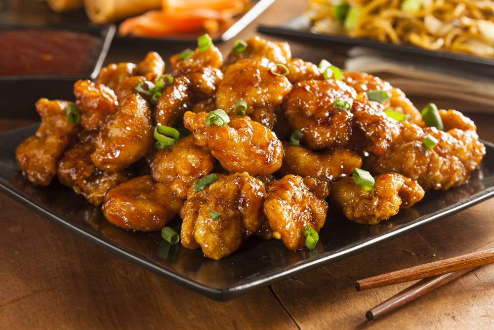 Orange Chicken Recipe Tasty Easy 2021 All My Recipe